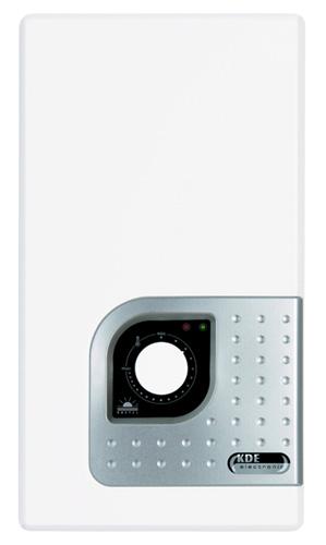 elektronischer durchlauferhitzer 9 kw 400v 3 kde solaranlagen nachbereitung ebay. Black Bedroom Furniture Sets. Home Design Ideas