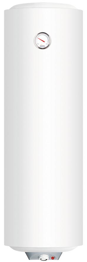 hei wasser speicher 80 liter druckfest kospel boiler 2000w schmal duschen baden. Black Bedroom Furniture Sets. Home Design Ideas